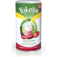 Yokebe strawberry 400 g