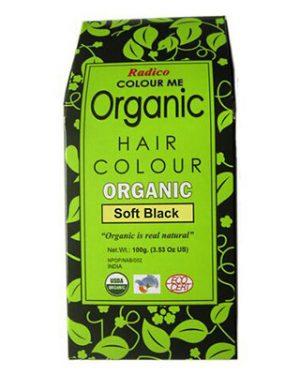 Colour Me Organic Soft Black
