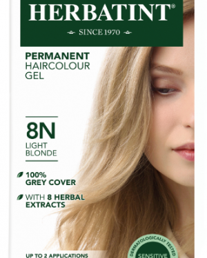 Herbatint 8N hårfarve Light Blonde – 150 ml