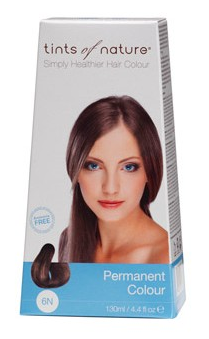 Tints of Nature 6N Dark Blond 130ml - 130 ml