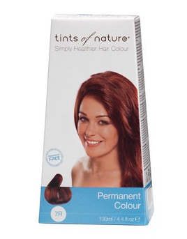 Tints of Nature 7R Soft Copper Blonde 130ml - 130 ml