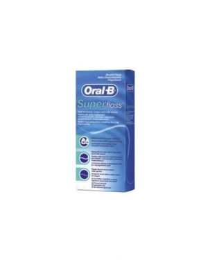 Oral-B Super Floss tandtråd
