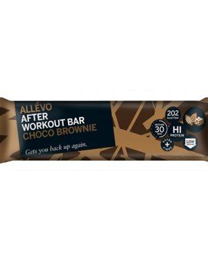 Allévo After Workout Bar Choco Brownie 60 g