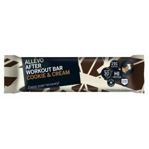 Allévo After Workout Bar Cookie & Cream 60 g