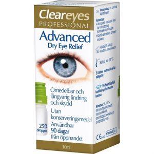 Cleareyes Professional 10 ml