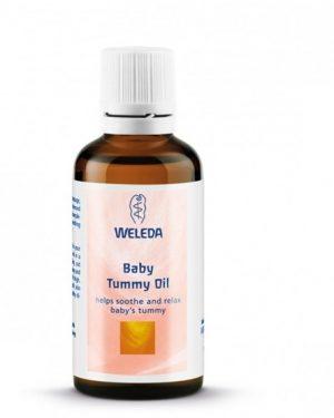 Weleda Baby Tummy Oil 50 ml