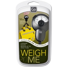 GO TRAVEL Weigh me