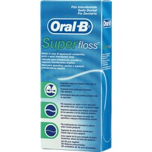 Oral-B Super Floss 50 st