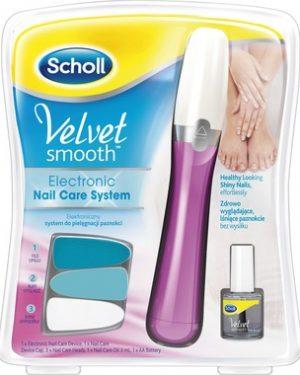 Scholl Elektrisk nagelfil 1 st