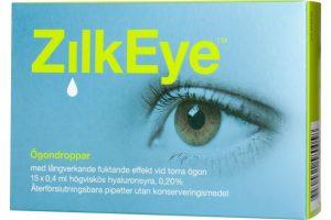 Zilkeye Ögondroppar 0,4 ml 15 st