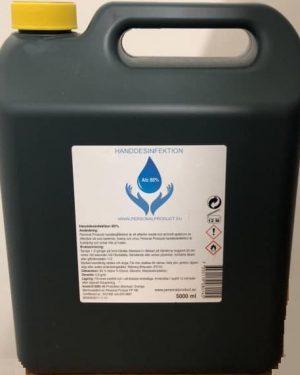 Handsprit 85%, 5 liter