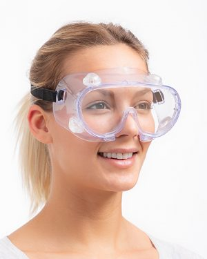 Panoramaskyddsglasögon